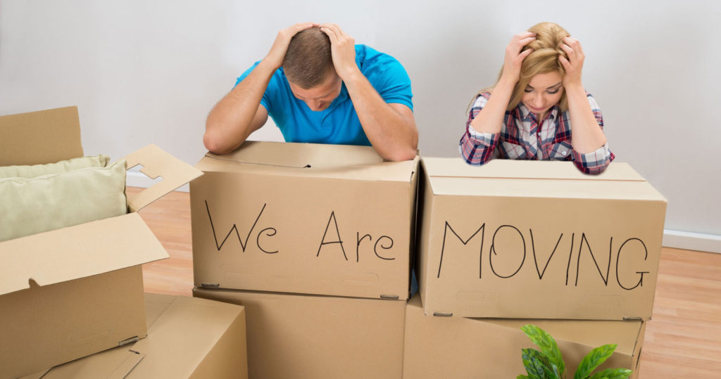 The 3 Most Common Moving Mistakes